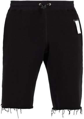 Satisfy Jogger cotton-fleece shorts