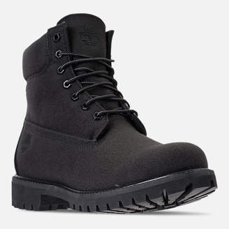 Timberland Men's 6 Inch Premium Canvas Boots