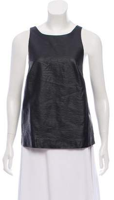 Finders Keepers Sleeveless Crossover Top