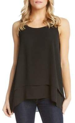 Karen Kane Double Layer Tank Top