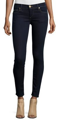 True Religion Casey Skinny Ankle Jeans, Body Rinse $149 thestylecure.com