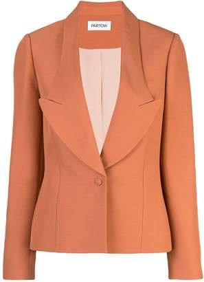PARTOW single-breasted blazer