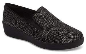 FitFlop Superskate Glitter Dot Slip-On Sneaker