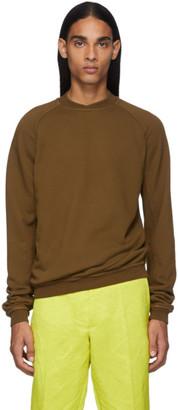 Haider Ackermann Brown Perth Sweatshirt
