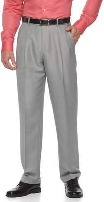 Croft & Barrow Men's Classic-Fit Easy-Care Pleated Dress Pants