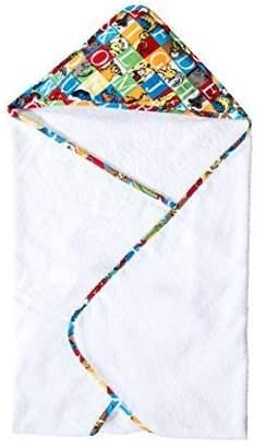 Trend Lab Dr. Seuss Alphabet Seuss Bouquet Hooded Towel by