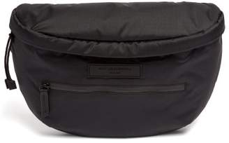 WANT Les Essentiels Recycled Nylon Cross Body Belt Bag - Mens - Black