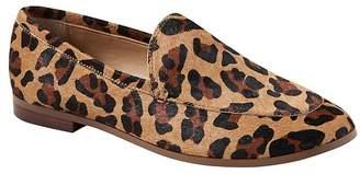 Banana Republic Demi Leopard Print Loafer