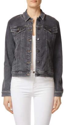J Brand Slim Jacket In Obscura