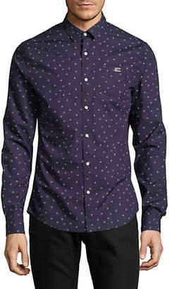 Superdry Poolside Slim-Fit Sport Shirt