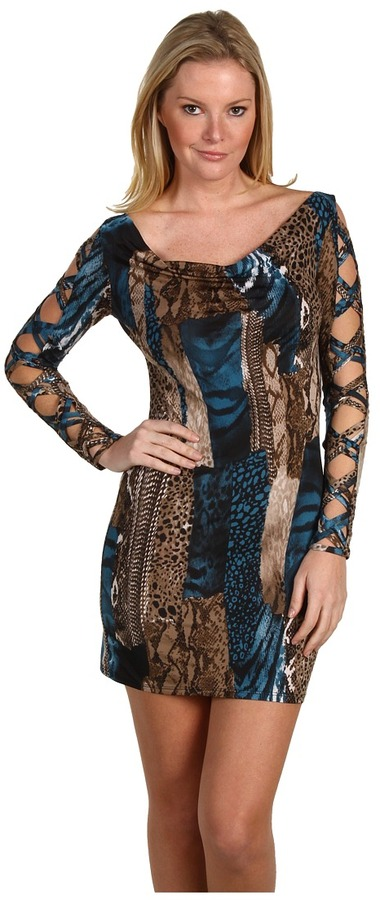 Type Z Chelsie Mini Dress