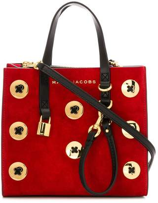 Marc Jacobs buttons detail crossbody bag