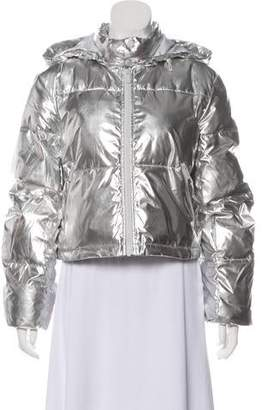 Alo Yoga Hooded Puffer Jacket
