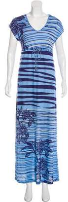 Tommy Bahama Maxi Striped Dress