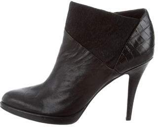 AERIN Leather Ankle Boots
