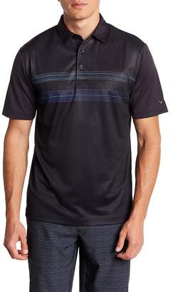 Callaway GOLF Chest Stripe Polo