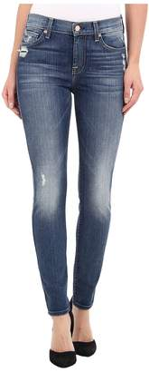 7 For All Mankind The Ankle Skinny-28 Women's Jeans