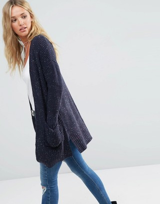ASOS Ultimate Chunky Cardigan $46 thestylecure.com