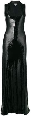 Just Cavalli sequin long dress