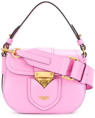 Moschino mini satchel shoulder bag