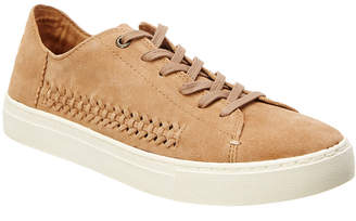 Toms Women's Lenox Suede Sneaker