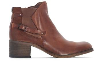 Kickers Altela Leather Ankle Boots