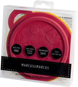 Marcus Collection & Red Lion Silicone Travel Bowl