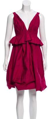Nina Ricci Sleeveless Mini Dress w/ Tags
