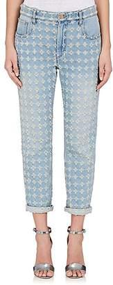 Etoile Isabel Marant Women's Corliff Distressed Jeans
