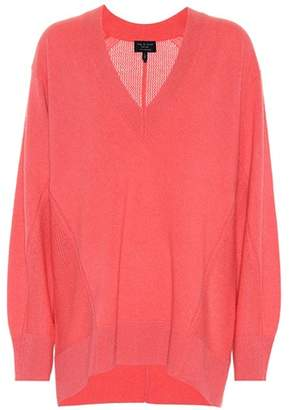 Rag & Bone Sabreena oversized cashmere sweater