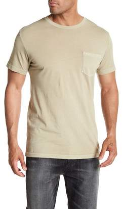 RVCA Rinsed Pocket Crew Tee
