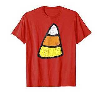 VINTAGE Candy Corn T-Shirt Funny Halloween Costume Gift