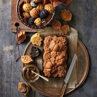 Nordicware Fall Loaf Pan