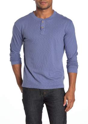 Vintage 1946 Two-Button Henley T-Shirt