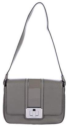 MICHAEL Michael Kors Grained Leather Shoulder Bag
