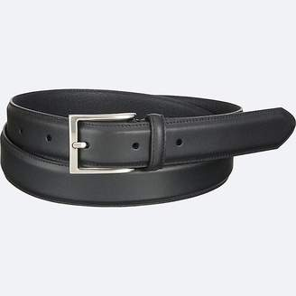 Uniqlo Men's Italian Leather Stitched Belt