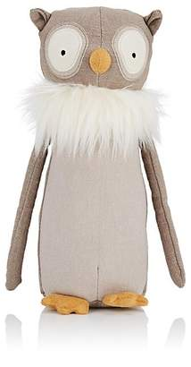 Jellycat SKANDOODLE OWL PLUSH TOY - SAND