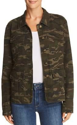 Aqua Camo Military Jacket - 100% Exclusive