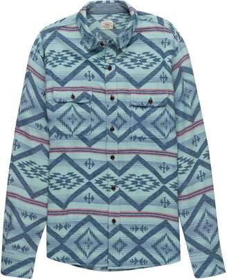 Faherty Belmar Work Shirt - Men's