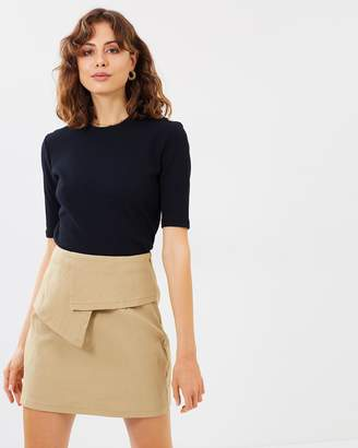 Atmos & Here ICONIC EXCLUSIVE - Ann Mini Skirt