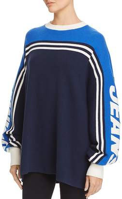 Tommy Jeans Racing Color-Block Sweater