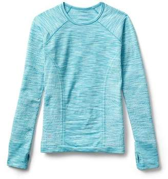 Athleta Girl Spacedye Tracker Top