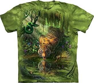 The Mountain Men's Enchanted Tiger T-Shirt