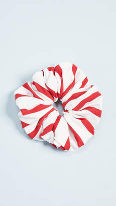 Solid & Striped The Red Breton Scrunchie