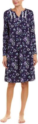 Carole Hochman Carol Hochman Floral Nightgown