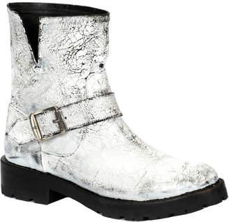Frye Natalie Short Leather Boot