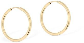 Maria Black Senorita 20 Hoop Earrings