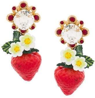 Dolce & Gabbana 'Strawberry' earrings