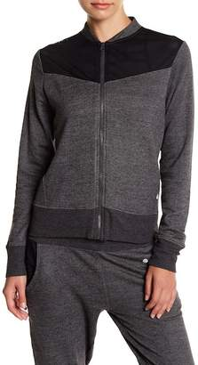 Bally Total Fitness Motivate Zip Jacket