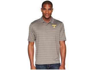 Champion College Tennessee Volunteers Textured Solid Polo Men's Short Sleeve Pullover